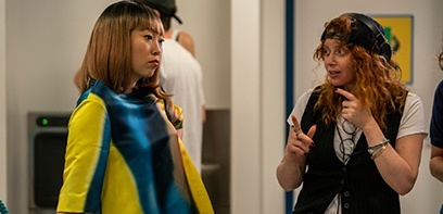 Une date pour la série Awkwafina Is Nora From Queens